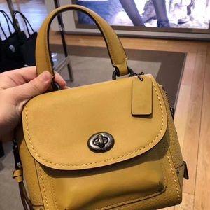 Women's handbag and backpack